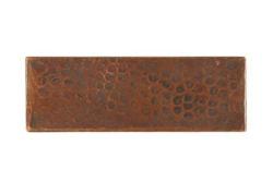 Copper Liner Tile - Plain Design by SoLuna