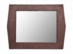 Large Copper Mirror