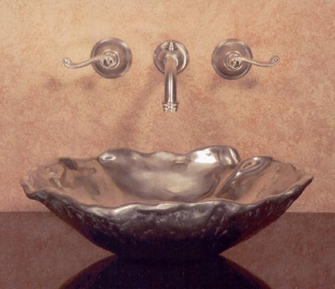 Picture of Flora Bronze Bath Sink