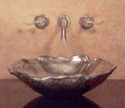 Picture of Flora Bronze Bath Sink