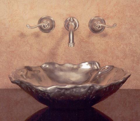 Flora Bronze Bath Sink