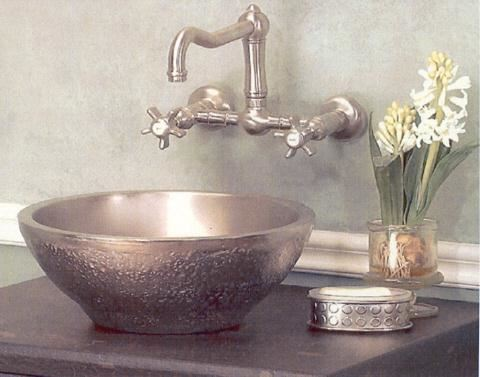 Titan Bronze Bath Sink
