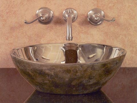 Serendipity Bronze Bath Sink