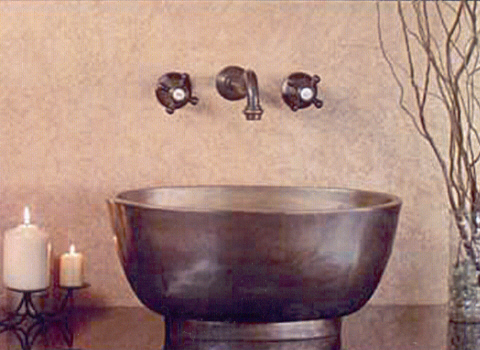 Picture of Empire Bronze Bath Sink
