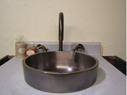 Picture of Cosmopolitan Bronze Bath Sink