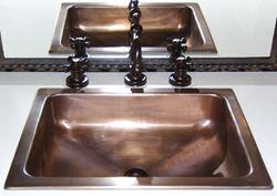 Picture of Britannia Bronze Bath Sink