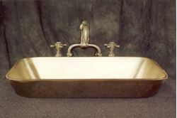 Metropolitan Bronze Bath Sink