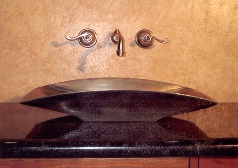 Picture of Harmony Bronze Bath Sink