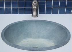 Valley Bronze Self-Rimming Sink
