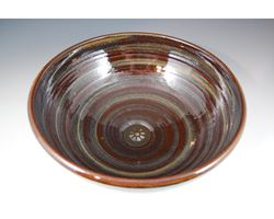 Scheffley Ceramic Vessel Sink