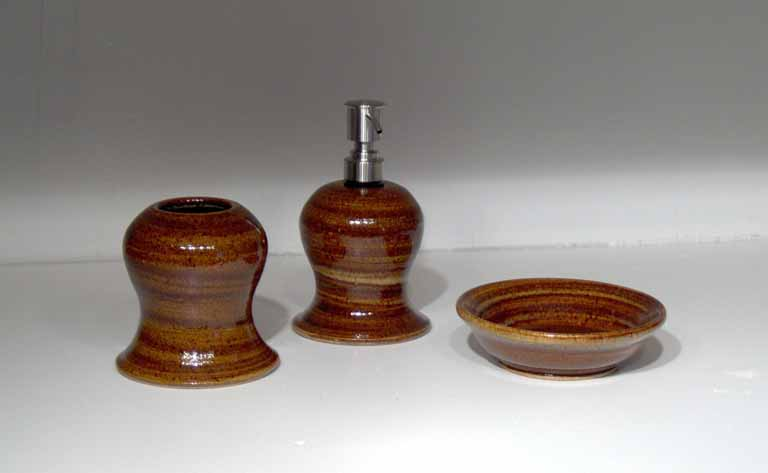Picture of Stoneware Accessory Set