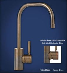 Picture of Waterstone Fulton Kitchen Faucet
