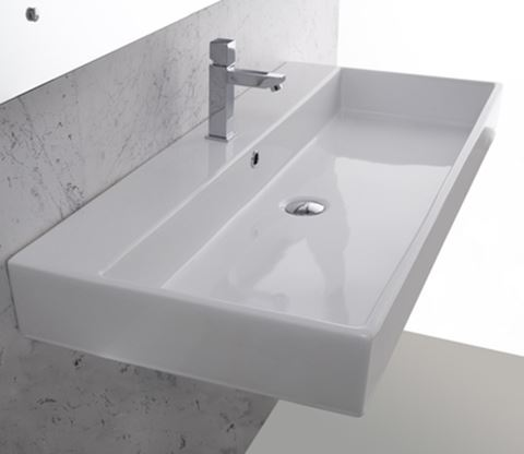 Unlimited 100 Ceramic Sink