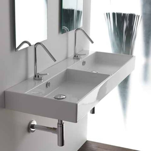 Unlimited 120 Ceramic Sink