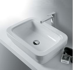 Picture of Bissonnet  Evo 58 Italian Ceramic Sink