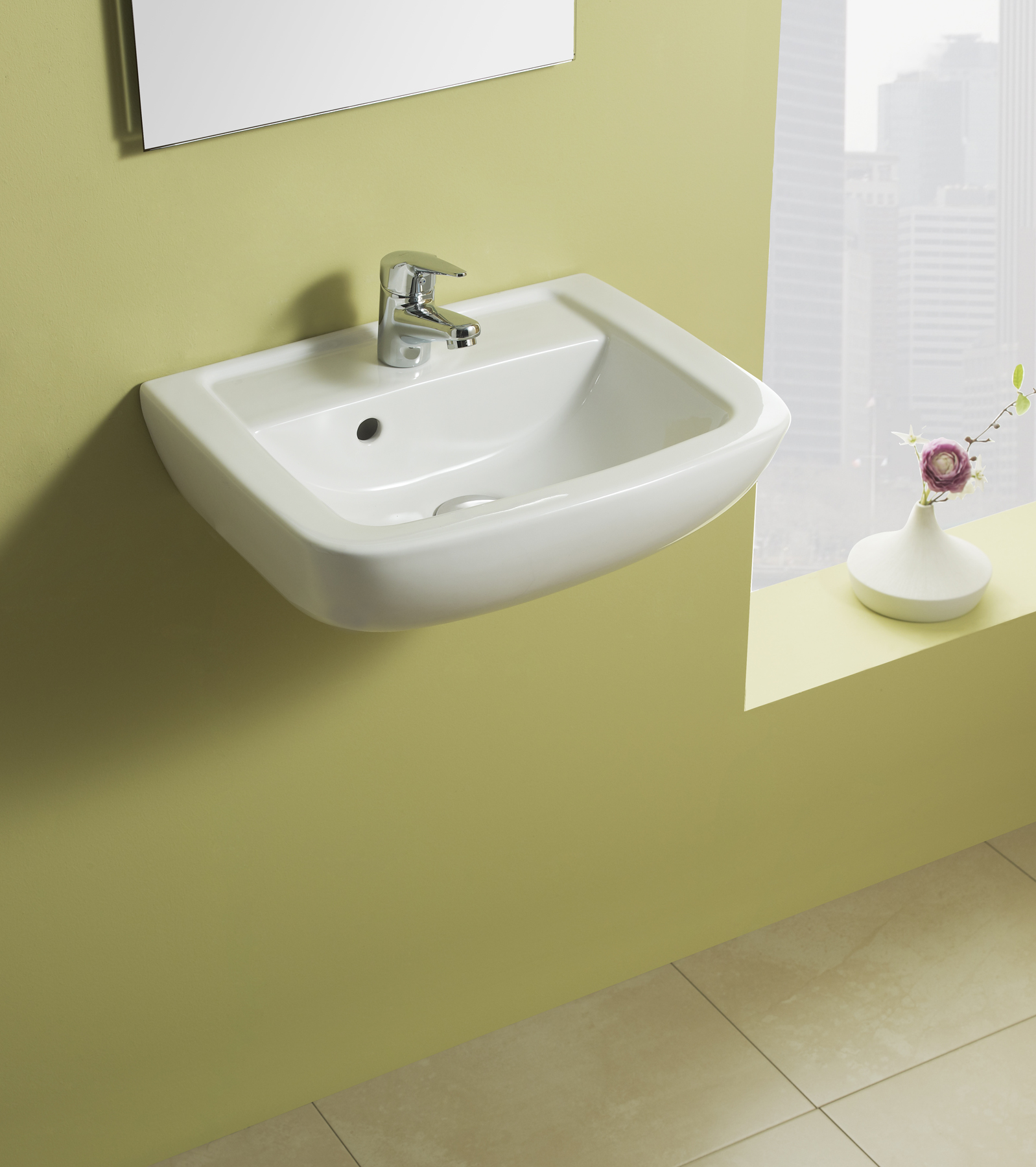 Picture of Bissonnet Universal Smart Italian Wall-Mount Sink