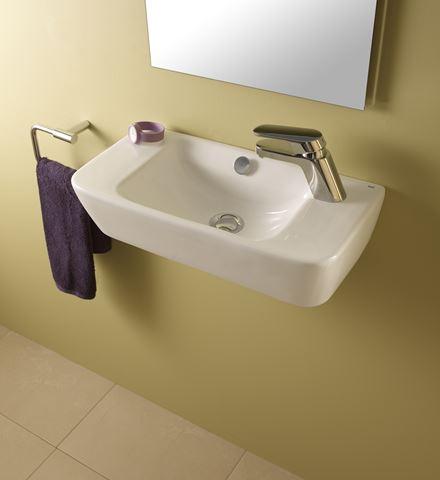 Bissonnet Emma Wall-Mount 50-SL Italian Sink