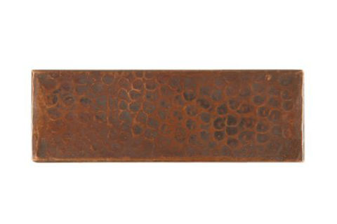 Copper Liner Tile - Plain Design by SoLuna