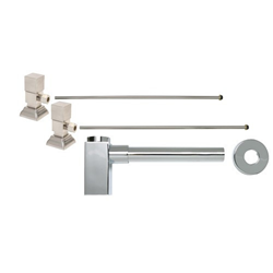 Picture of Square Decorative P-Trap Kit