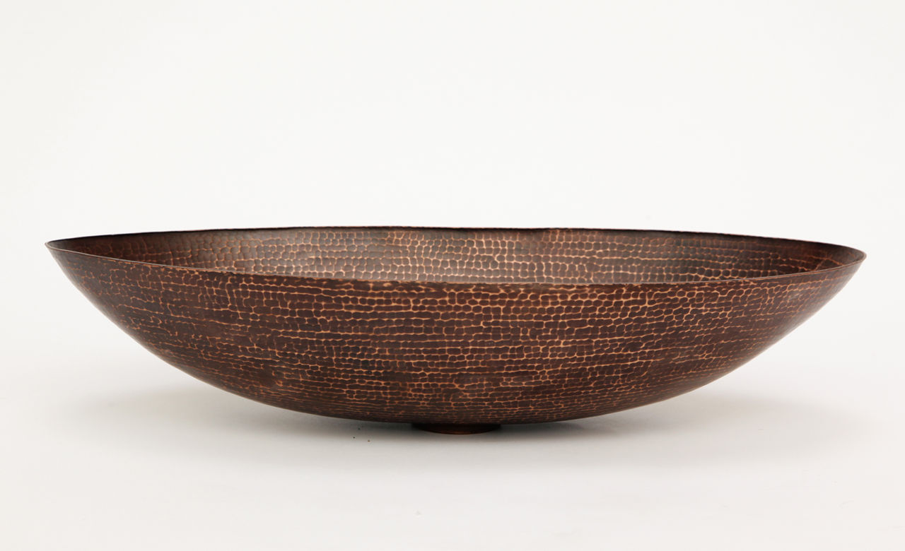 "Picture of 20"" Canoe Copper Vessel Sink by SoLuna"