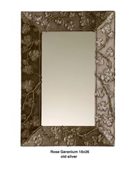 Rose Geranium Mirror