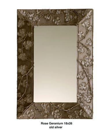 Rose Geranium Mirror