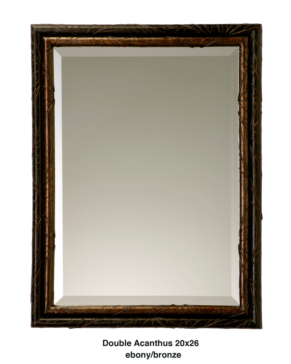 Picture of Double Acanthus Mirror