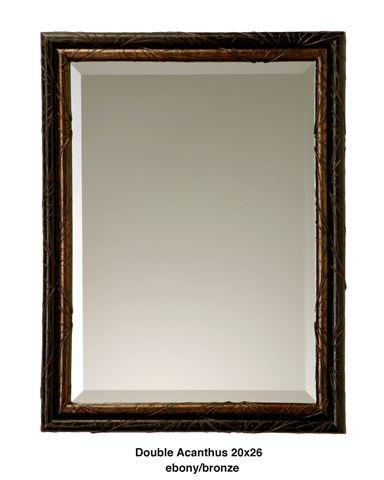Double Acanthus Mirror
