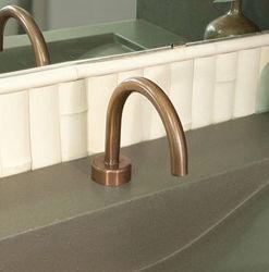 Sonoma Forge | Bathroom Faucet | Gooseneck | Hands Free
