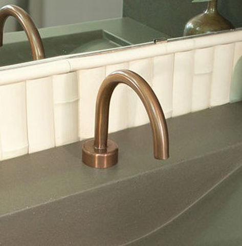Sonoma Forge   Bathroom Faucet   Gooseneck   Hands Free