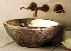 Picture of Titan Bronze Bath Sink