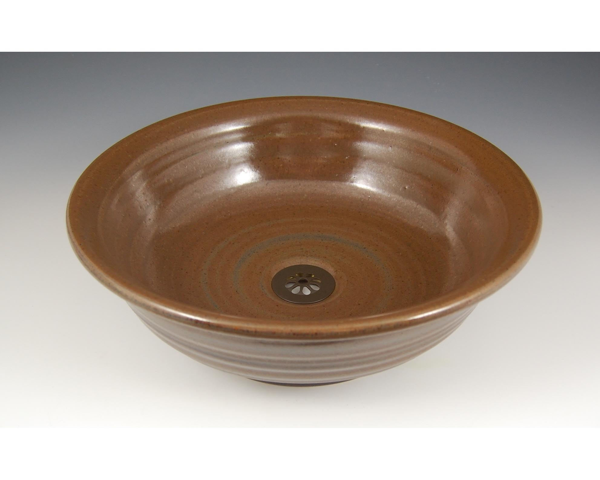 Picture of Underhill Ceramic Vessel Sink