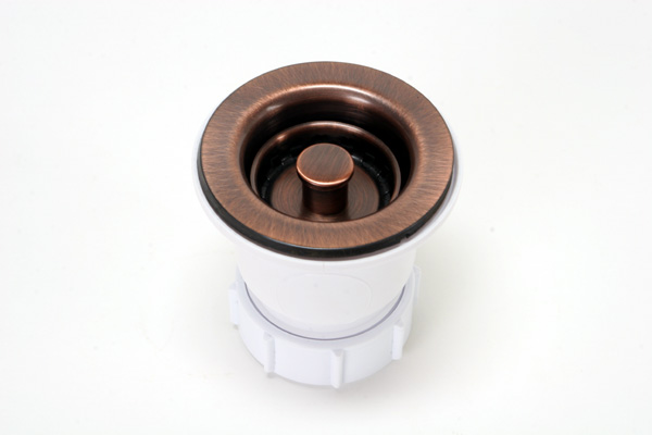 "Picture of 2"" Bar Sink Strainer Drain"