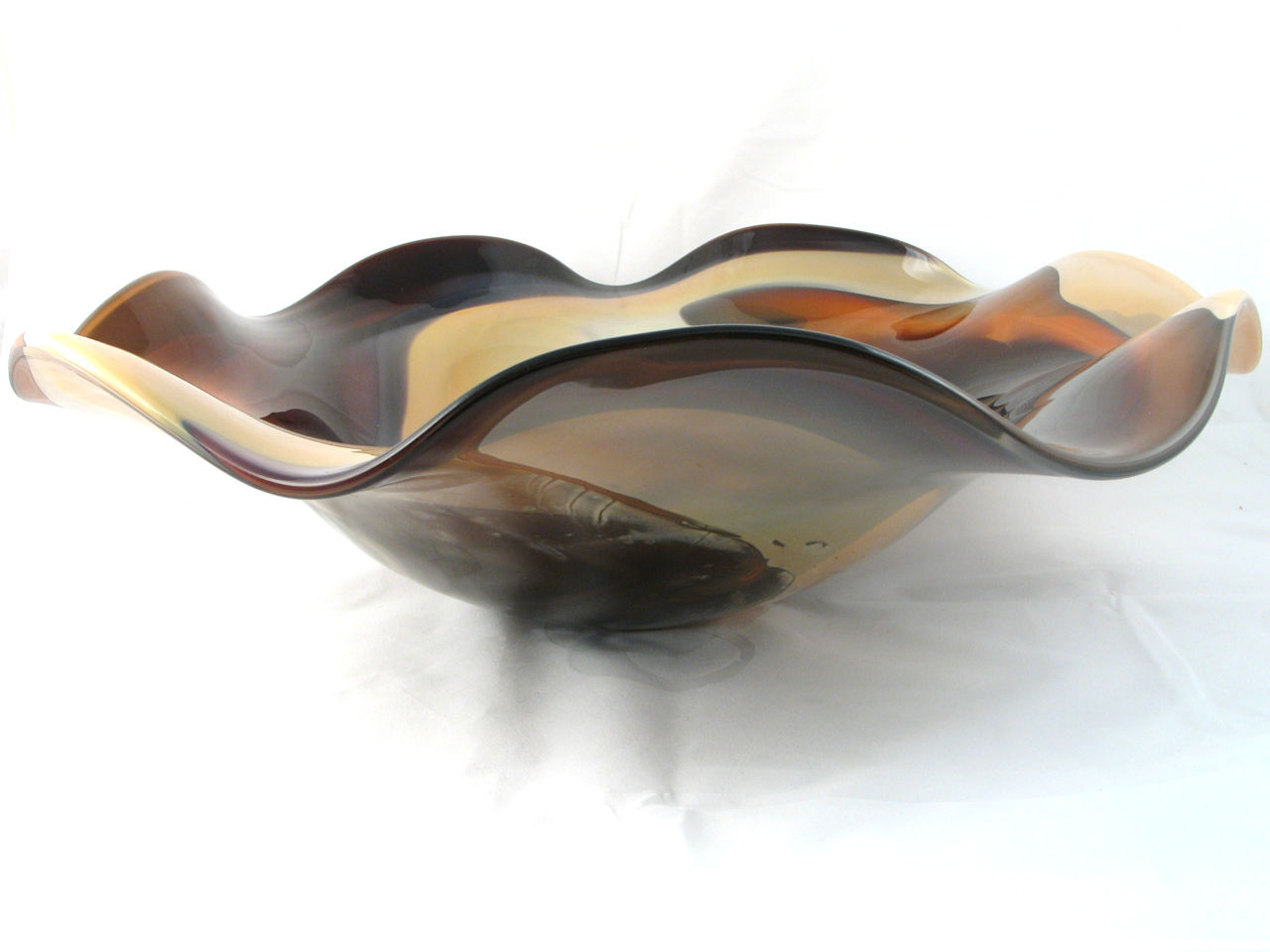Blown Glass Sink | Desert Sunset Splash