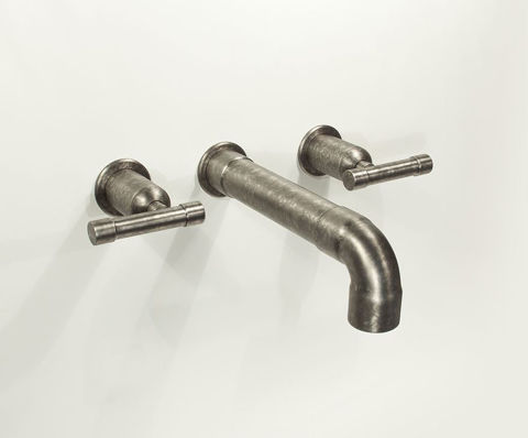 Sonoma Forge   Bathroom Faucet   Wherever Elbow Spout   Wall Mount