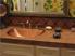 "19"" Durango Copper Bathroom Sink by SoLuna"