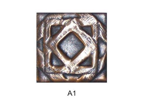 Bronze Tiles - Small