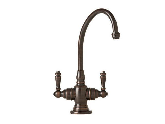 Picture of Waterstone Hampton Hot and Cold Filtration Faucet - Lever Handles