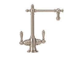 Waterstone Towson Hot and Cold Filtration Faucet - Lever Handles