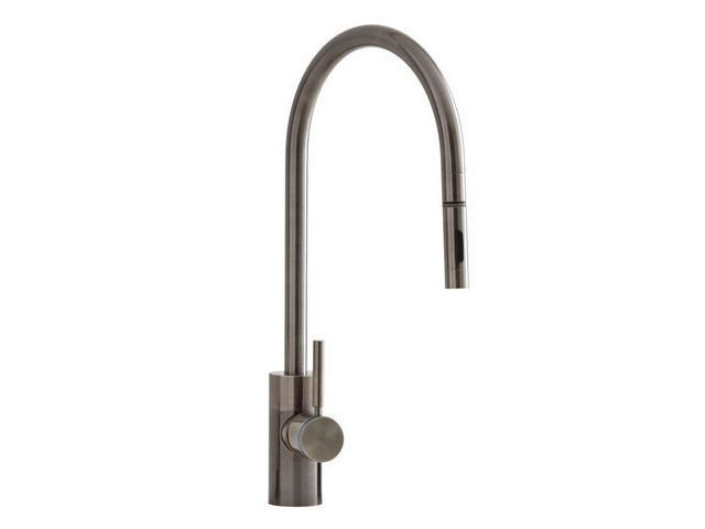 Picture of Waterstone Contemporary Extended Reach PLP Pulldown Kitchen Faucet