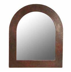 Copper Arch Mirror