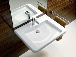 Picture of Bissonet Dejuna Italian Ceramic Sink