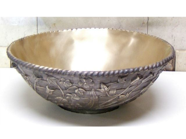 Picture of Kylie Bronze Baptismal Font
