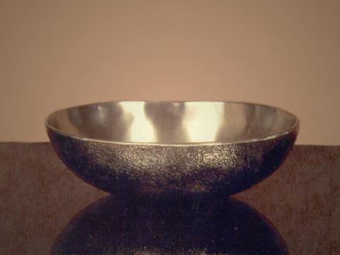 Picture of Grace Bronze Baptismal Font
