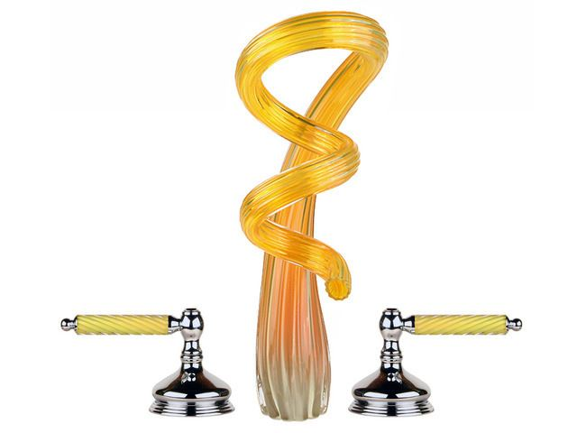 Picture of Luxury Faucet | Gold