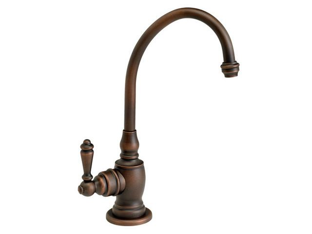 Picture of Waterstone Hampton Hot Filtration Faucet - Lever Handle