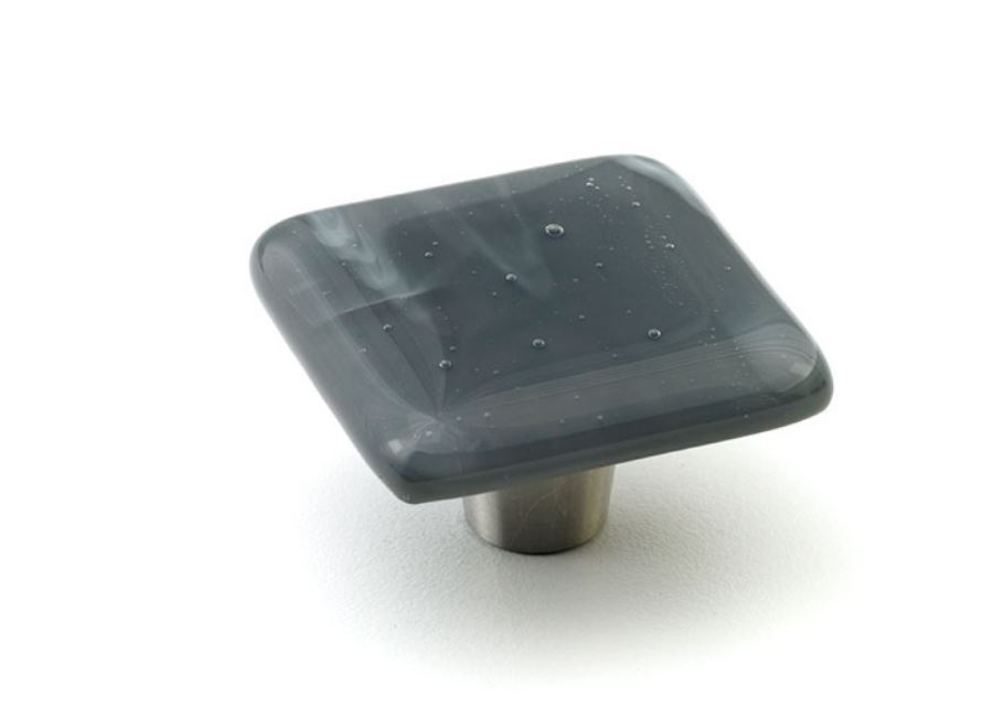 Picture of Shell Glass Cabinet Knobs - 3 color options