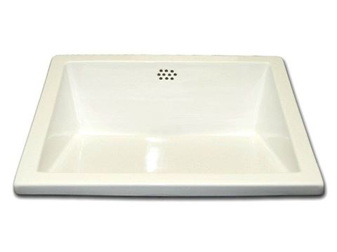 Marzi Rectangular Ceramic Slide Sink