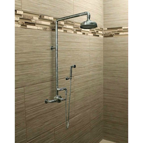 Sonoma Forge | Thermostatic Shower System | Waterbridge 950 with Handshower