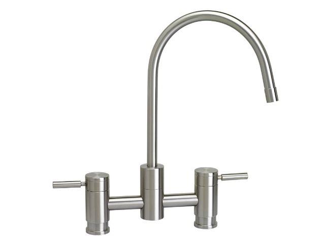 Picture of Waterstone Parche Bridge Kitchen Faucet